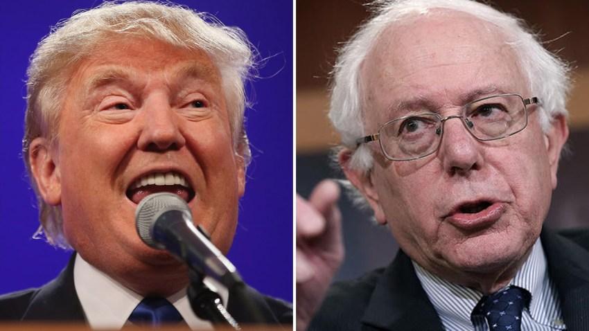Donald-Trump-Bernie-Sanders