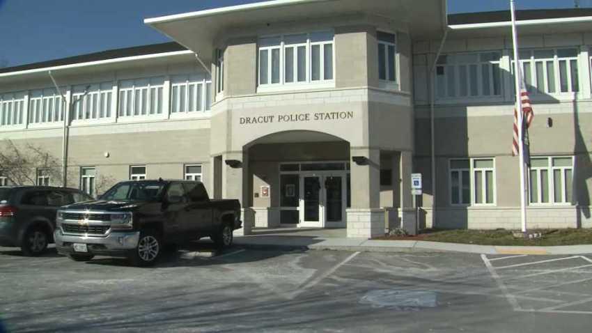 Dracut Police Station