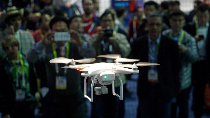 Drones State Transportation
