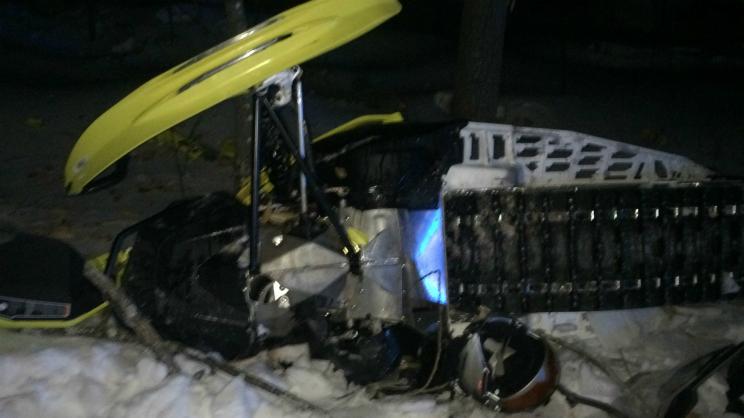 Edmond Imondi Crash