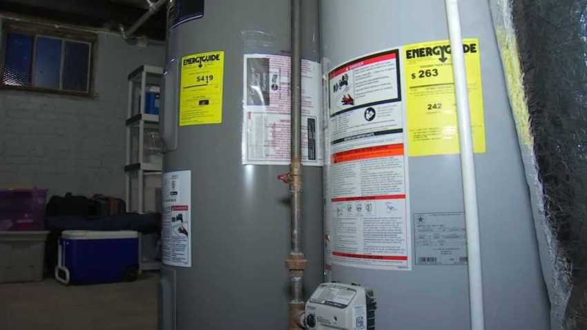 Electric Water Heater 092518