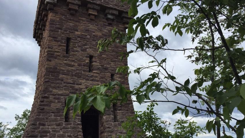 Ethan Allen Tower Burlington VT Vacation Week 2017 2