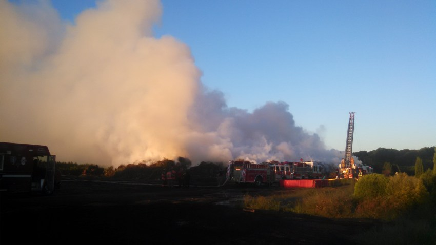 Exeter Fire Red Rod Road