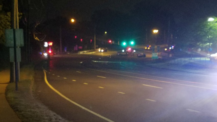 Fatal crash at Tolland Turnpike and Oakland Street in Manchester 1200