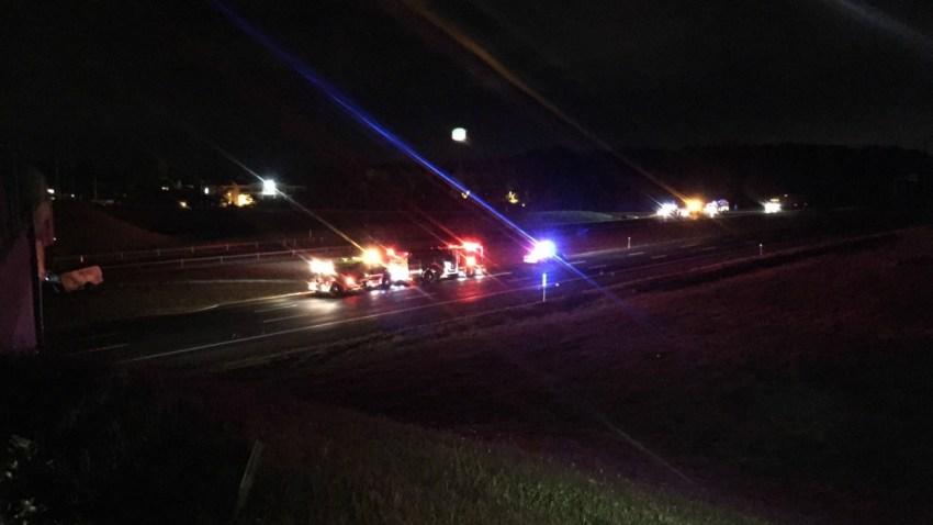 Fatal crash on 91 in Wallingford