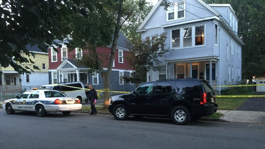 Fatal shooting at 38 Dorman St in New Haven