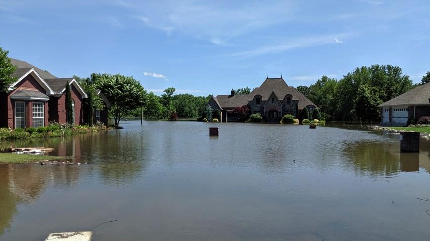 Spring Flooding Arkansas