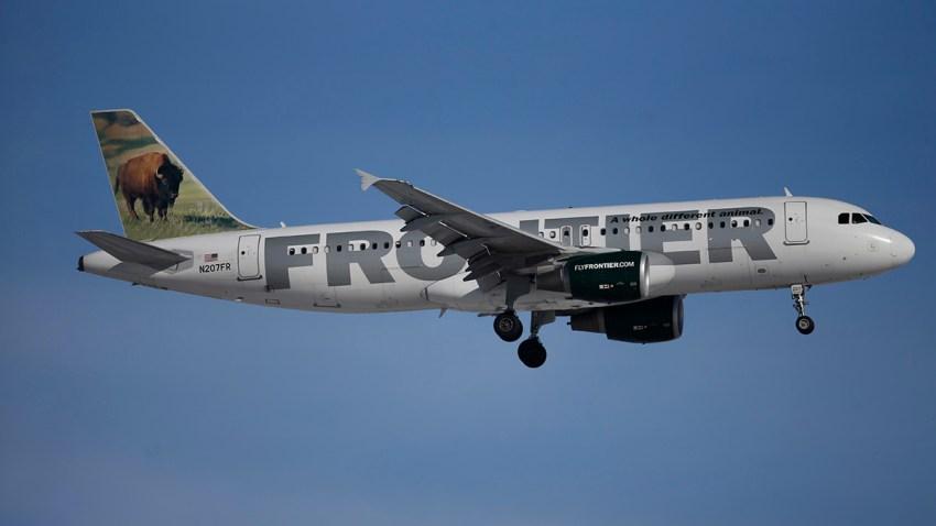Airplanes Denver Frontier