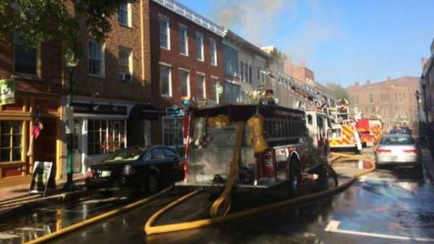 Gardiner Fire 071615
