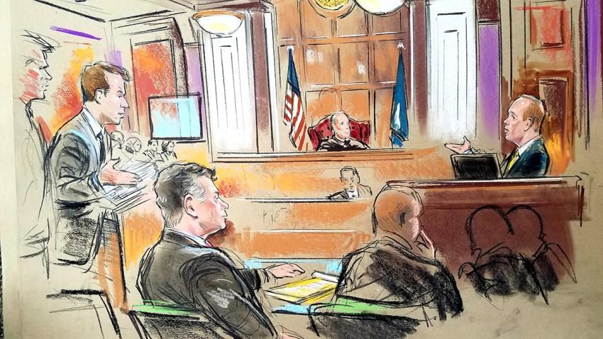 Gates-testimony-sketch