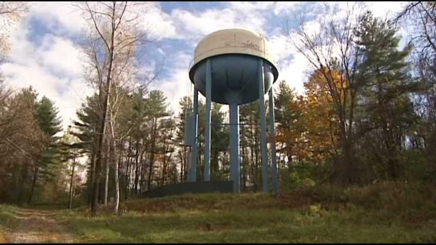 Generic Water Tower Generic Vermont Water Tower