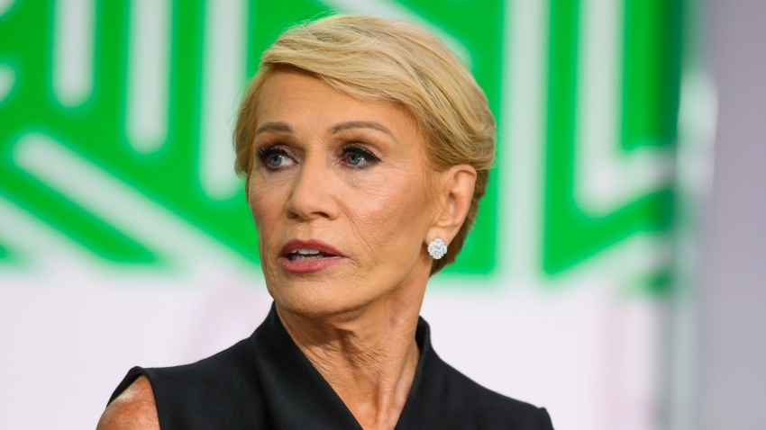 "Barbara Corcoran appeared on the ""Today"" show on Thursday, July 11, 2019 ."