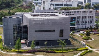 P4 Laboratory at the Wuhan Institute of Virology in Wuhan