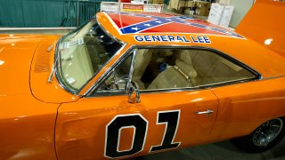 General Lee car of Dukes of Hazzard