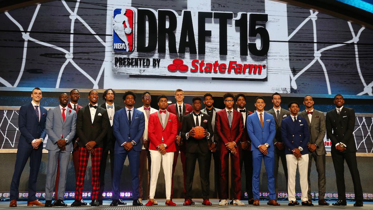 The 2015 NBA Draft First Round Picks – NECN