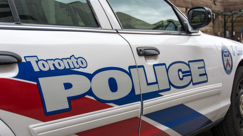 A Toronto police car. The Toronto Police Service is the largest municipal police service in Canada and third largest police force in Canada.