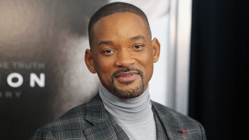 """Actor/rapper Will Smith attends the """"Concussion"""" New York premiere at AMC Loews Lincoln Square on December 16, 2015 in New York City."""