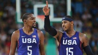 US Men's Basketball