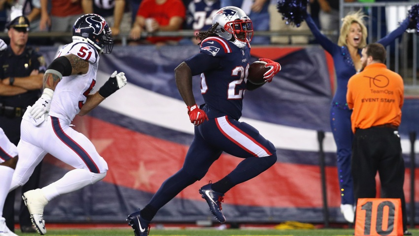 AFC Divisional Round - W: Pats 34-Texans 16