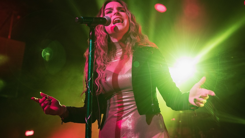 JoJo Performs At The Showbox