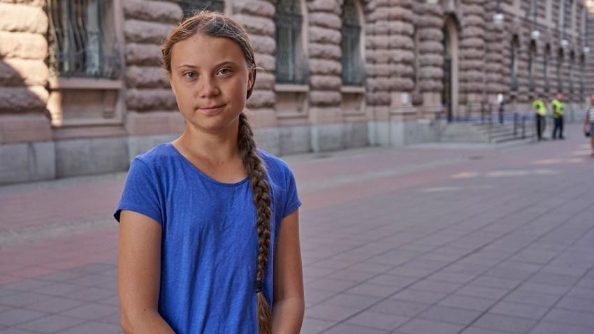 Sweden Climate Activist US