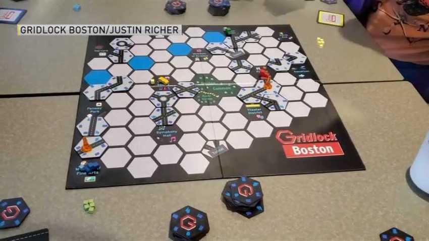 Gridlock Boston