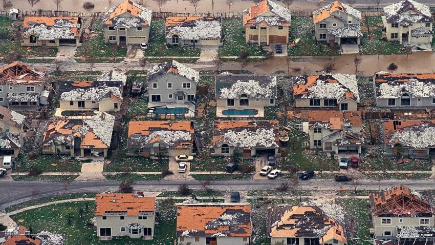 Hurricanes Vulnerability