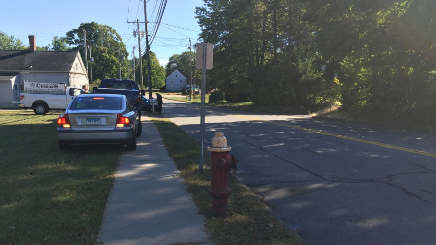 Student Hit in Front of Smith High School in Glastonbury