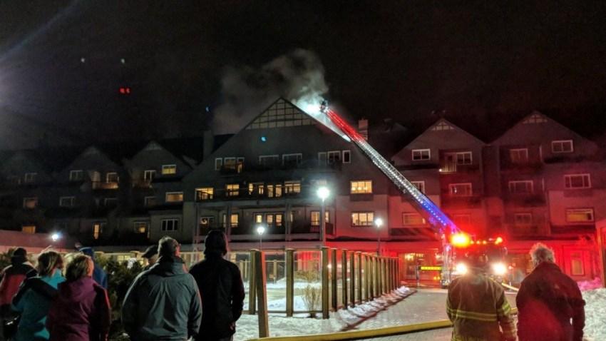 Fire Killington Resort