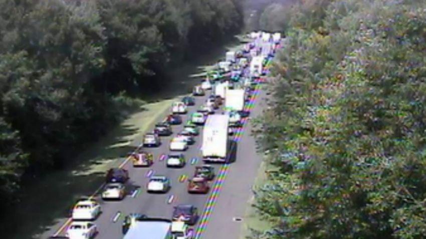 Interstate 84 Southington crash
