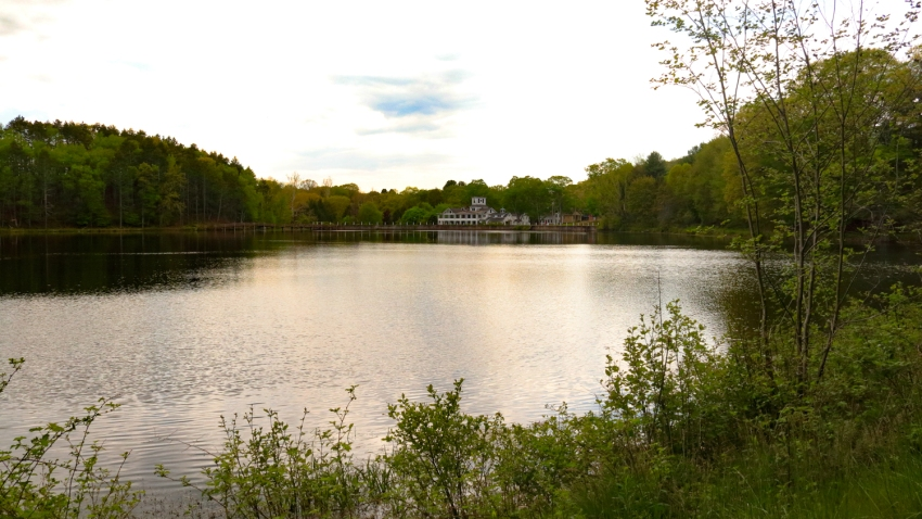 JOHNSONVILLE Main_House_From_Acroos_Pond