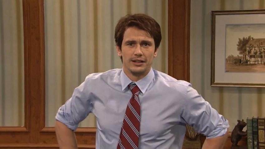 James-Franco-SNL