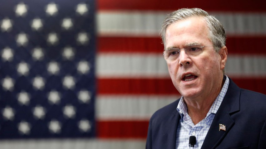 GOP 2016 Jeb Bush