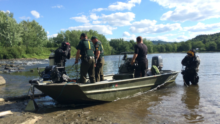 Justin Smith River Search