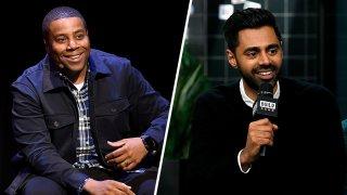 "Comic actors Kenan Thompson (of ""Saturday Night Live"") and Hasan Minhaj (of ""Patriot Act With Hasan Minhaj"") will co-headline the 2020 White House Correspondents' Dinner."