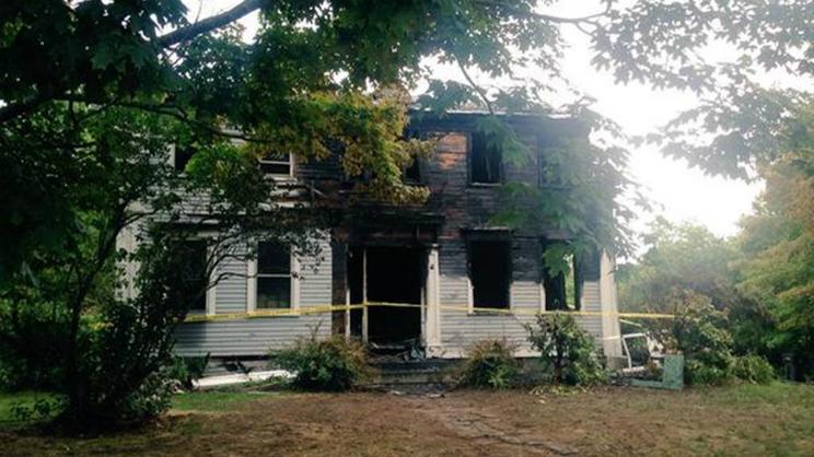 Kennebunk Fatal Fire
