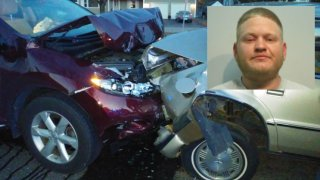 Kyle Tasker Crash