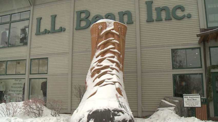 LL Bean's HQ Staying Put in Town Where Retailer Was Founded