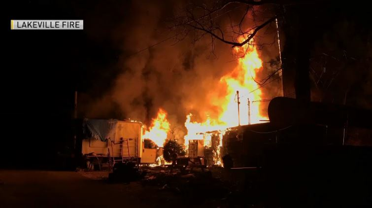 Lakeville Fire