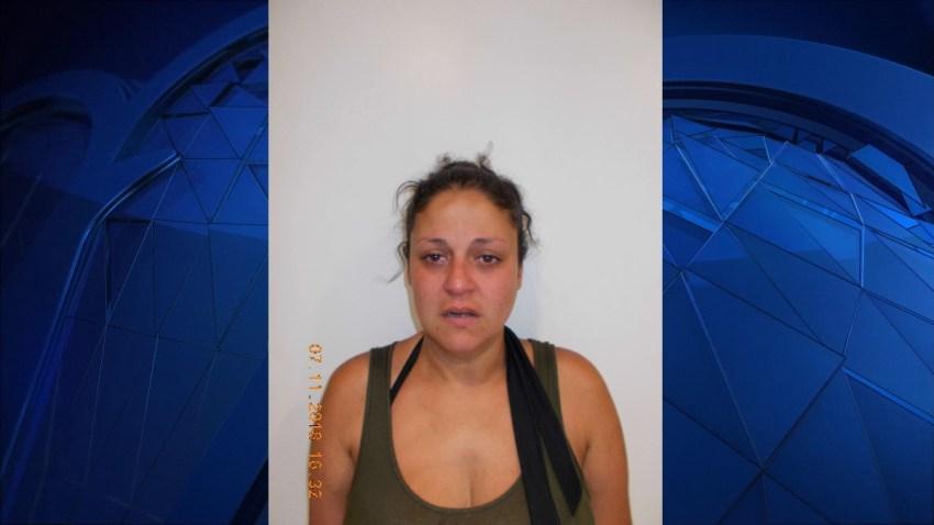 Leah Duran Rhode Island State Police mugshot