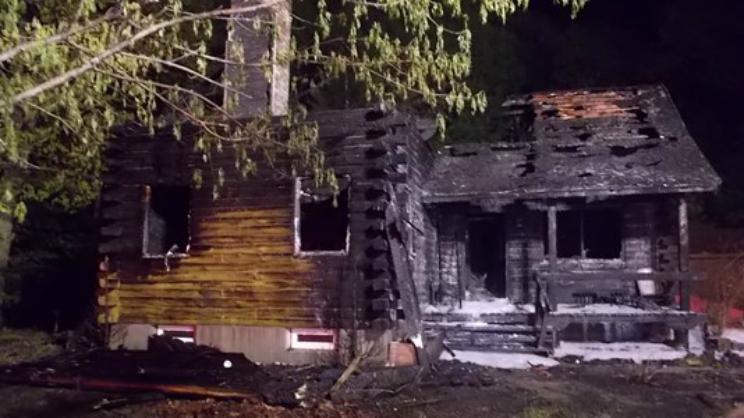 Limington Maine Fire