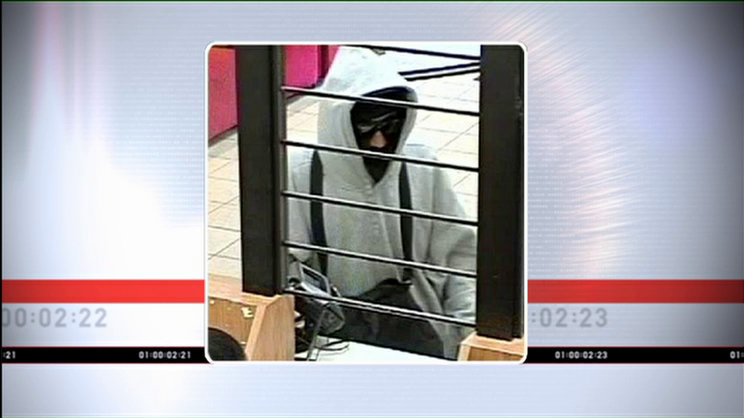 Lincoln Bank Robbery