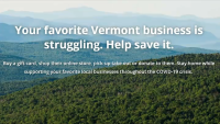 Vt. Businesses Struggling With COVID-19 Losses Get New Promotional Boost