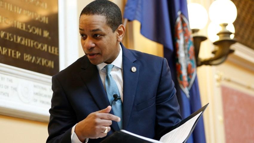 Virginia Politics Blackface