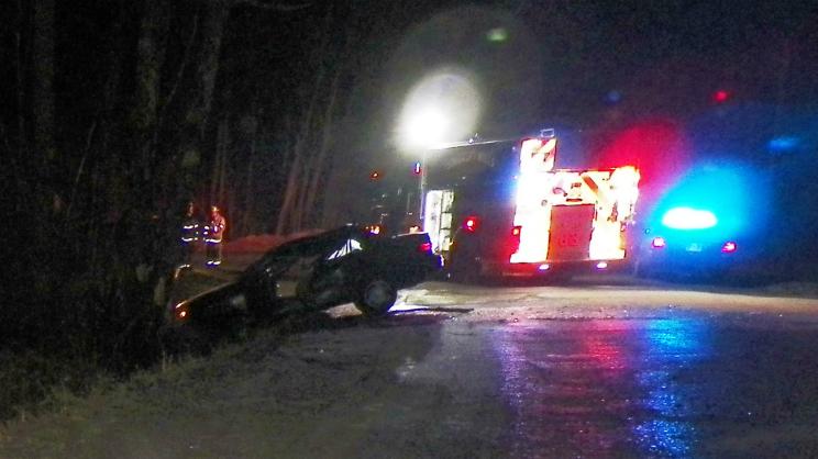 Lyman Maine Crash