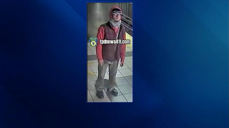 MBTA Park Street Station Suspect