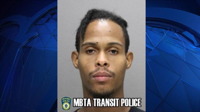 MBTA assault n background