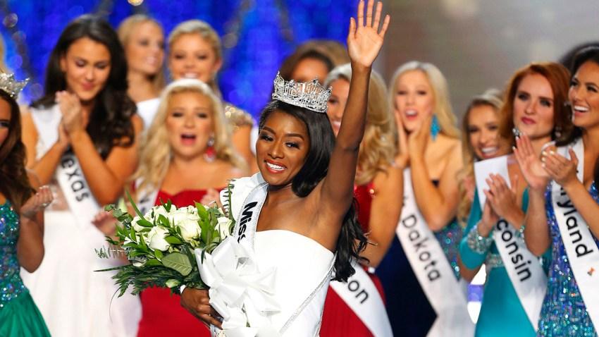 APTOPIX Miss America