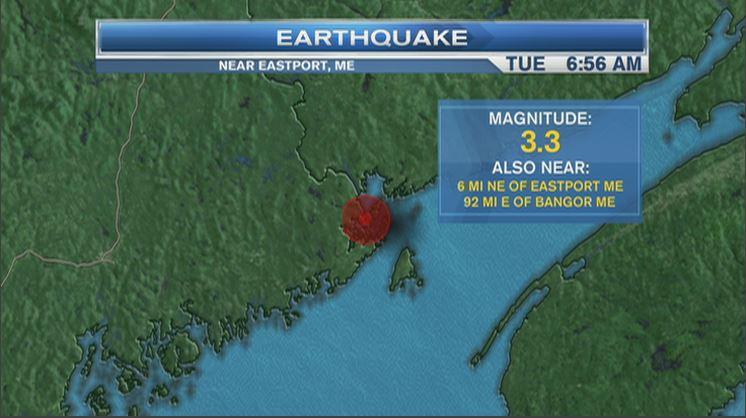 Maine Earthquake Feb 2