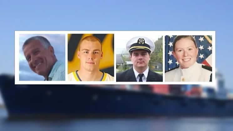 Maine El Faro Victims
